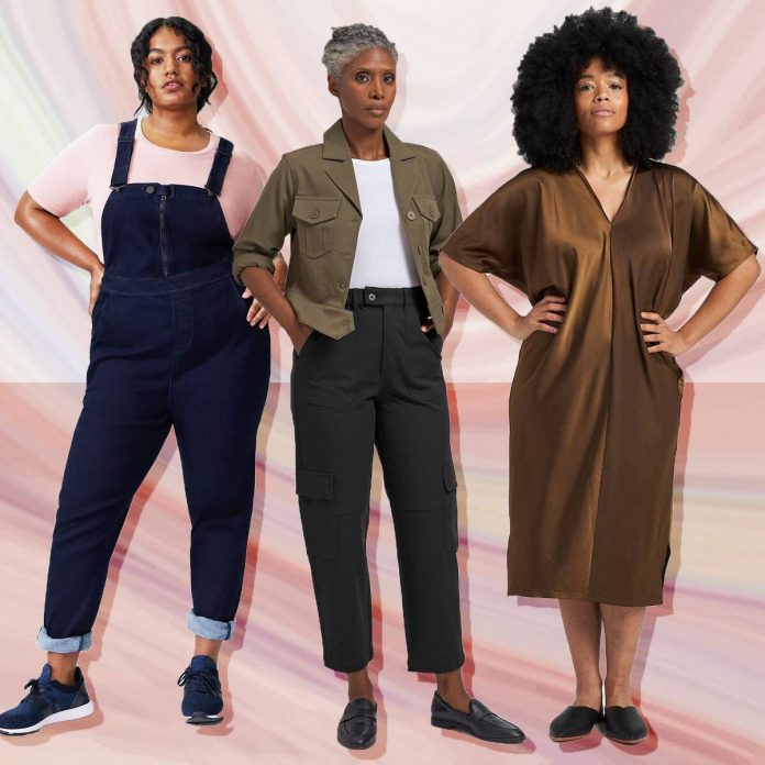 Universal Standard Will Replenish Your Wardrobe Responsibly - E! Online
