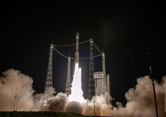 Vega Flight VV16 Lift Off