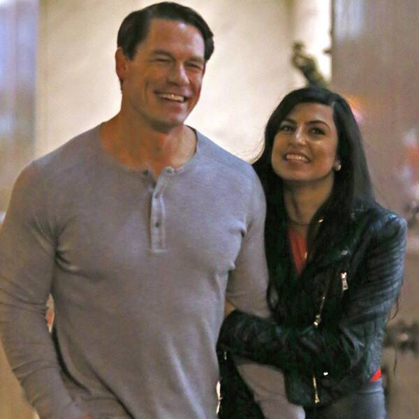 5 Things to Know About John Cena's New Wife Shay Shariatzadeh - E! Online