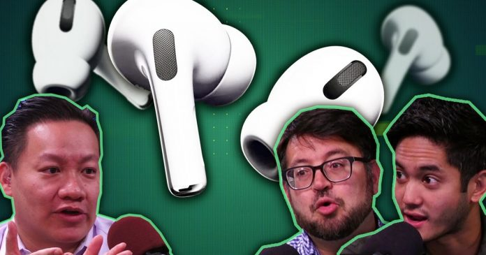AirPods Pro finally ditches Apple's one-size-fits-all approach (The Daily Charge, 10/29/2019) - Video