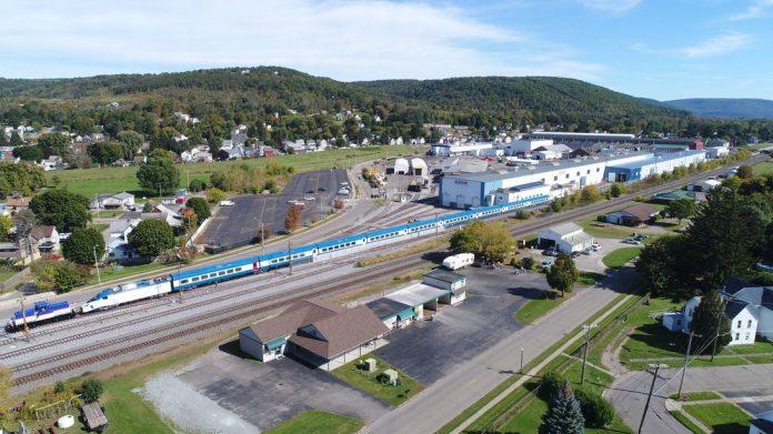 Amtrak Acela fleet