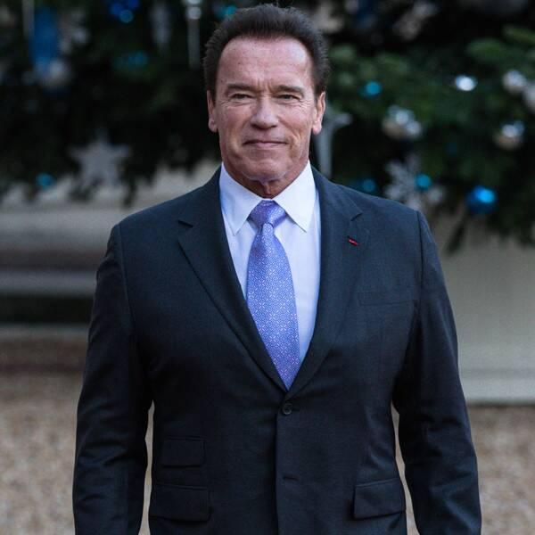 "Arnold Schwarzenegger Says He Feels ""Fantastic"" After Heart Surgery - E! Online"