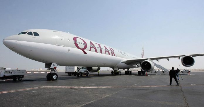 Australia protests exams of women on Qatar flight after newborn discovered