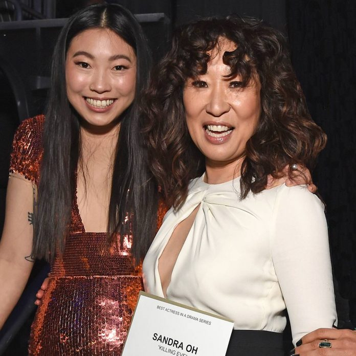 Awkwafina and Sandra Oh Are Set to Play Sisters in New Netflix Movie - E! Online