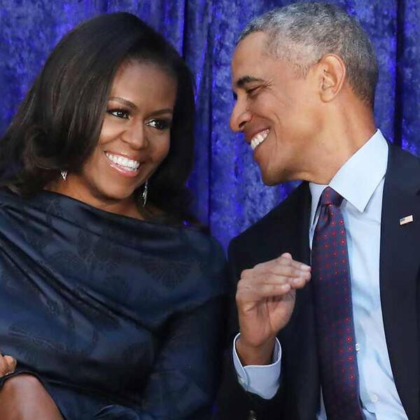 Barack and Michelle Obama's Love Story Isn't What You Thought It Was - E! Online