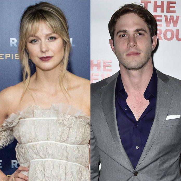 Blake Jenner Addresses Melissa Benoist's Domestic Violence Claims - E! Online