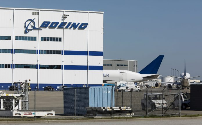 Boeing will consolidate Dreamliner production in South Carolina as demand drops