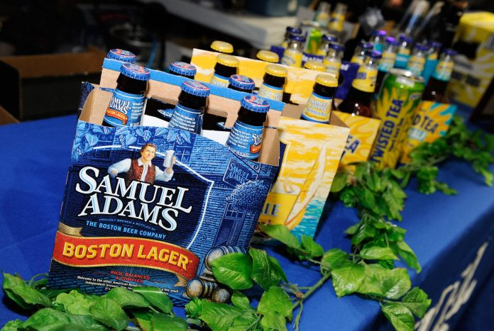 Boston Beer shares soar to a new all-time high after raised guidance