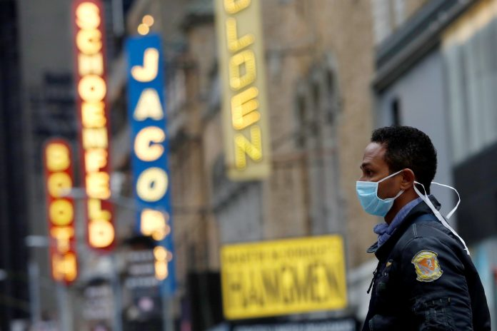 Broadway theaters to remain closed through May 30