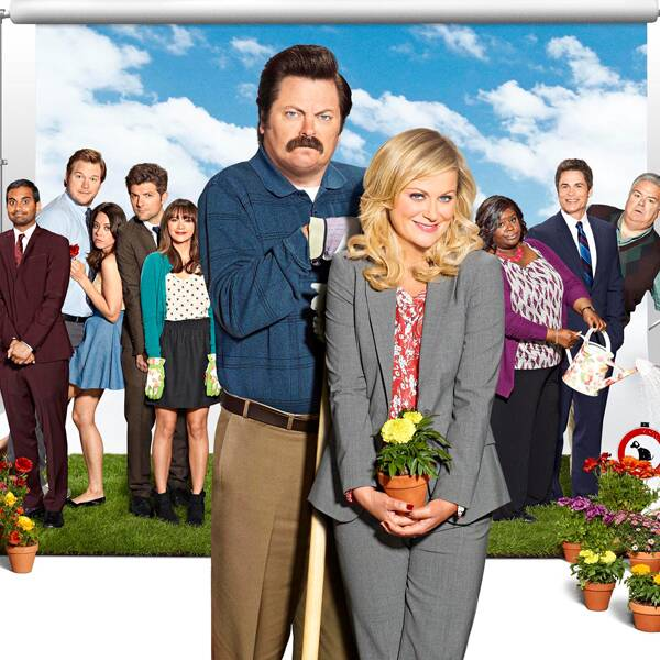 Celebrate Treat Yo'Self Day & Binge Parks & Rec on E! & Peacock - E! Online