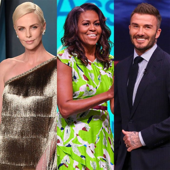 Charlize Theron and More Stars Celebrate International Day of the Girl - E! Online