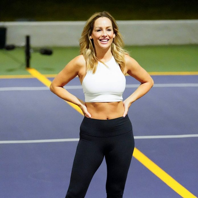 Clare Crawley Has Epic Response to Criticism Over Strip Dodgeball Date - E! Online