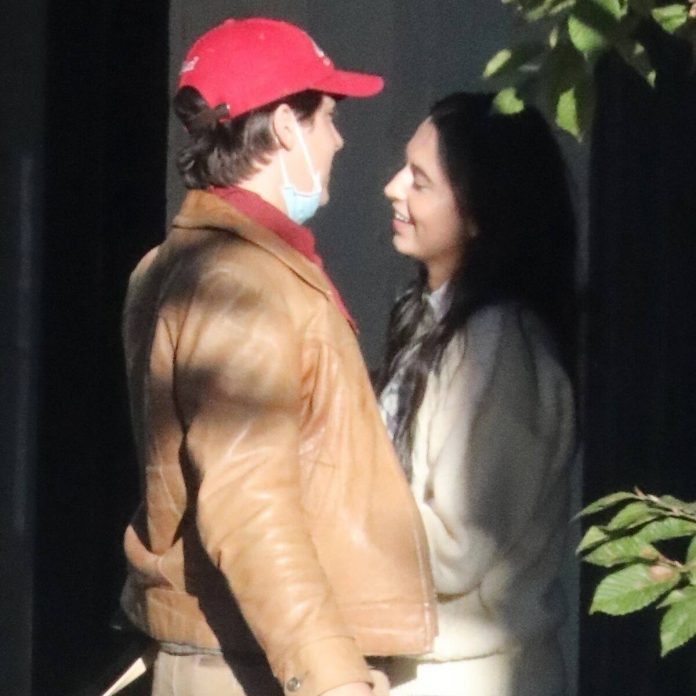Cole Sprouse and Reiña Silva Spark Romance Rumors With PDA Pics - E! Online