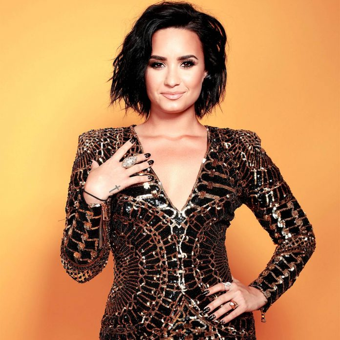Demi Lovato Performs at Billboard Music Awards After Max Ehrich Split - E! Online
