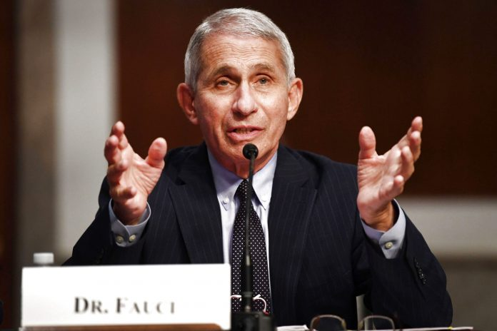 Dr. Fauci says U.S. is in a 'bad position' as daily cases hit record highs