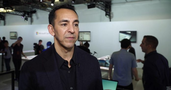 Dual screens are the future for Microsoft - Video