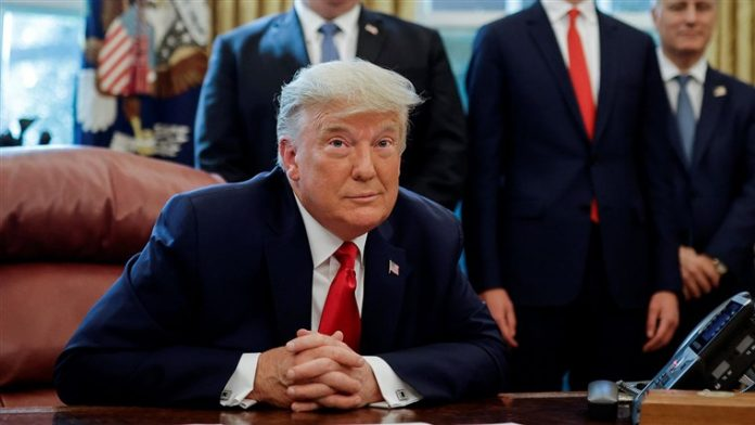 Ethiopia denounces Donald Trump remark that Egypt could 'blow up' Nile dam