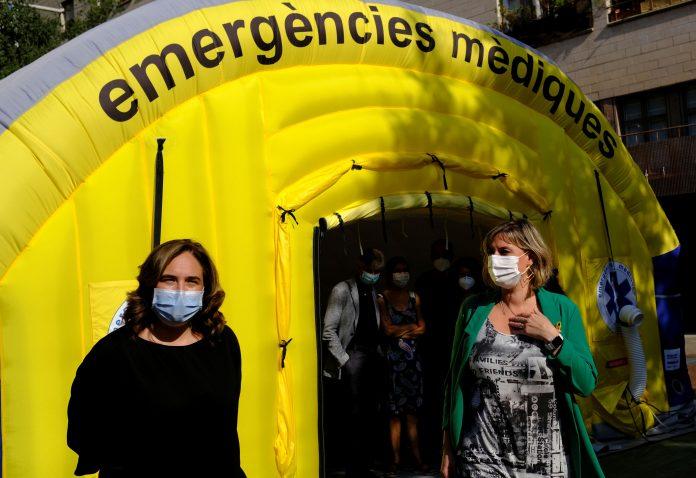 European markets retreat as coronavirus resurgence weighs; SAP down 16%