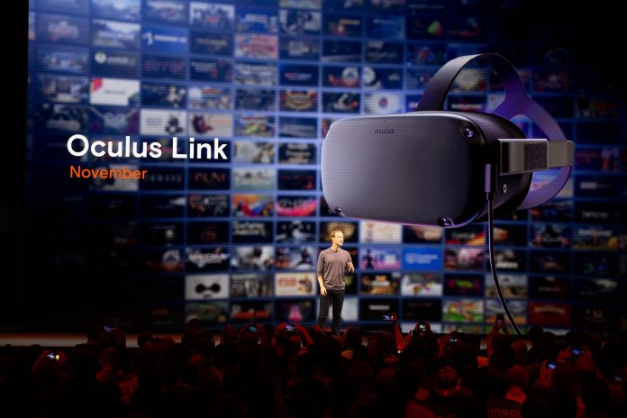 Facebook's Zuckerberg isn't giving up on Oculus or virtual reality