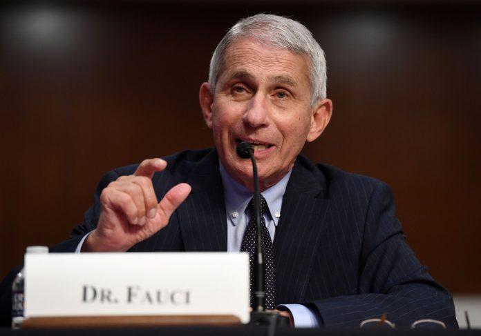 Fauci says public health measures to curb coronavirus spread could dampen flu season
