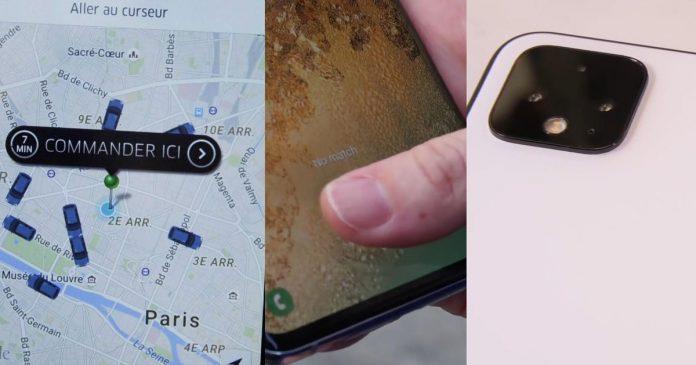 Finally, the Pixel 4 arrives, Samsung to fix fingerprint sensor mess - Video