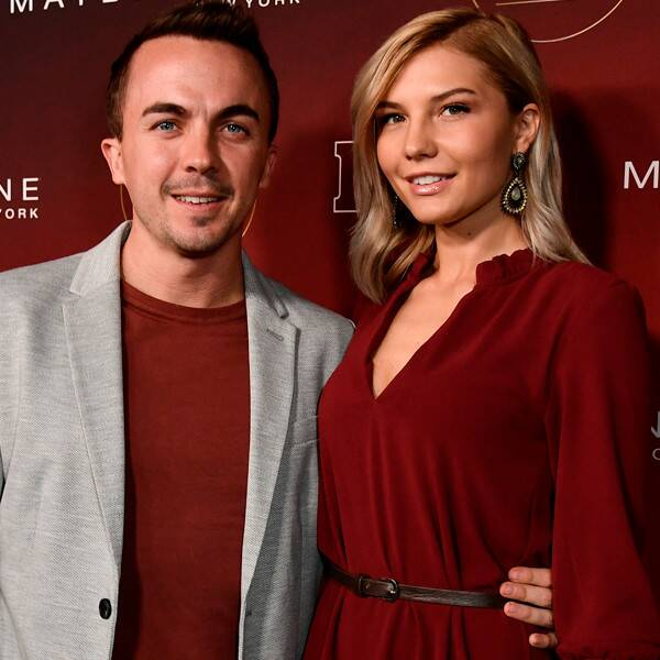 Frankie Muniz and Wife Paige Price Reveal the Sex of Their First Baby - E! Online
