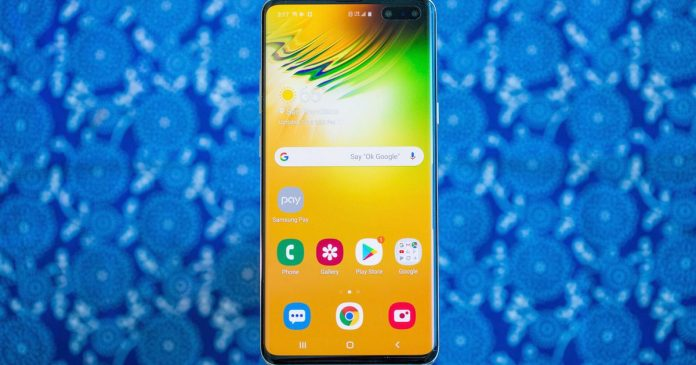 Galaxy S11 is apparently going to be big. Very big - Video