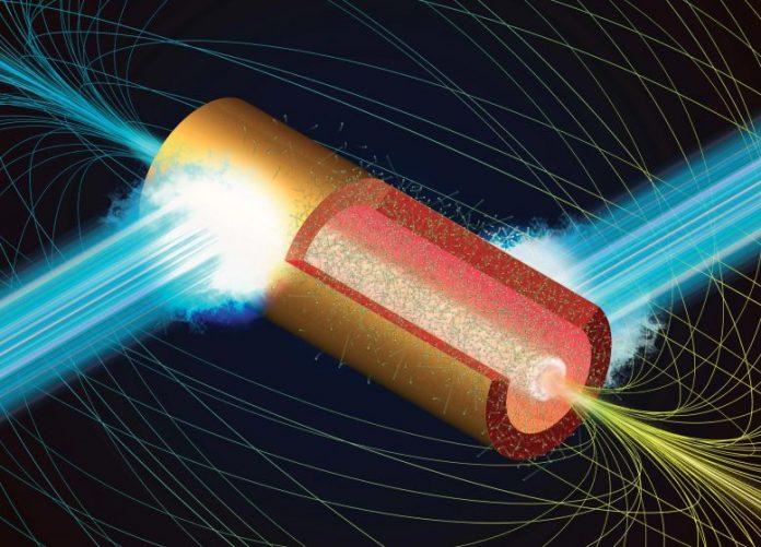 Microtube Implosion