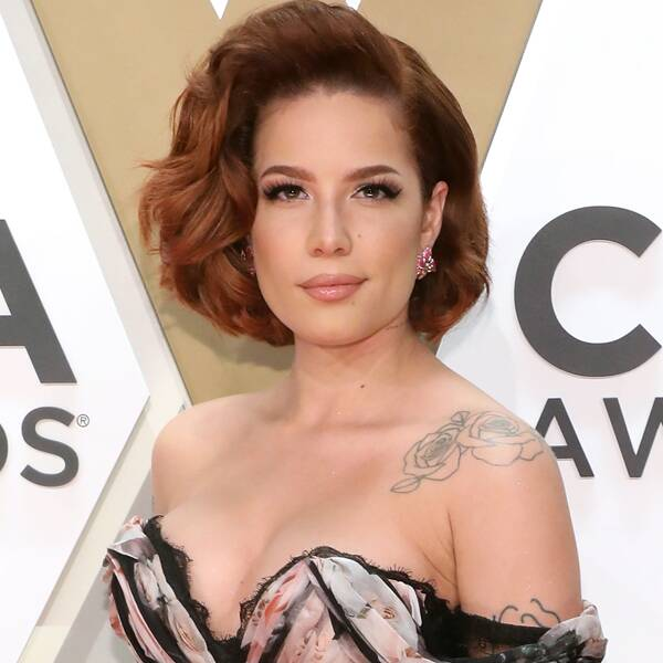 Halsey Debuts Shaved Head in New Transformation Video - E! Online