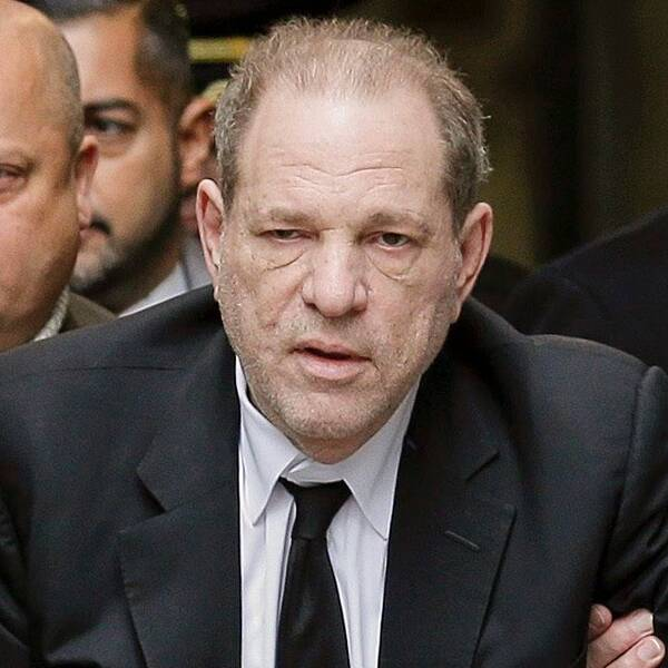 Harvey Weinstein Charged With 6 New Sexual Assault Counts in L.A. - E! Online