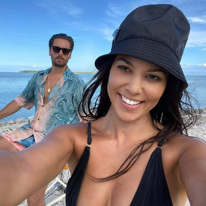 Here's Where Kourtney Kardashian and Scott Disick Really Stand - E! Online