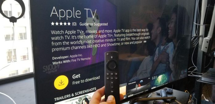 Apple TV app comes to Amazon Fire TV