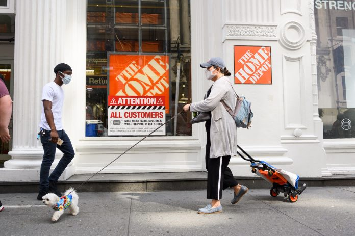 Home Depot signs lease to take over New York Bed Bath & Beyond space