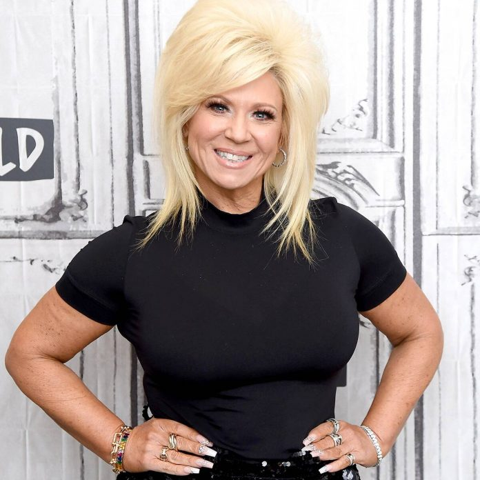 If You've Experienced Loss, Theresa Caputo Has What You Need To Hear - E! Online