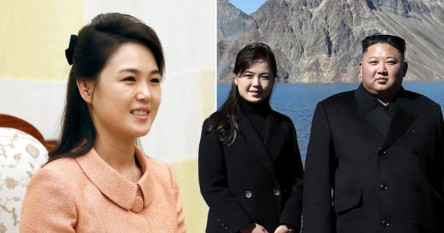 Mystery as Kim Jong-un?s wife disappears sparking rumours she?s dead Getty
