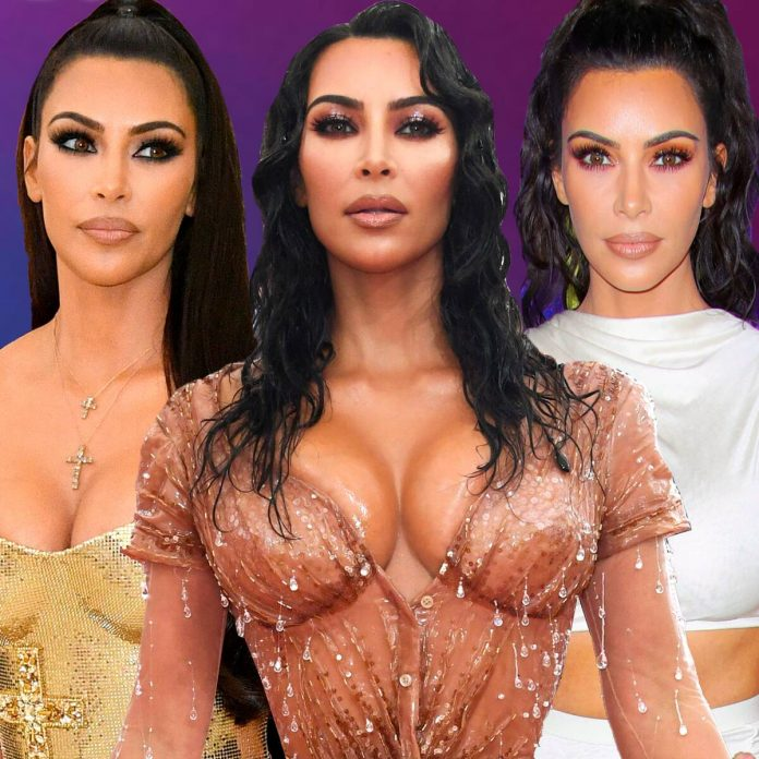 Kim Kardashian's Most Iconic Style Moments Prove Life Is Her Runway - E! Online