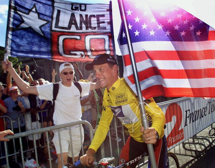 Lance Armstrong has advice for Trump