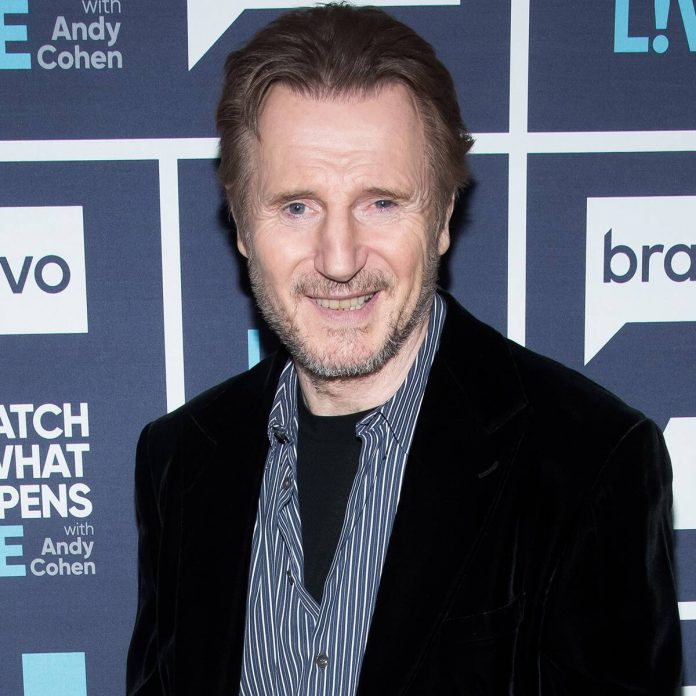 Liam Neeson Recalls Getting Turned Down for The Princess Bride - E! Online