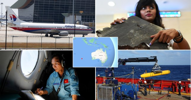 Malaysia airline plane, piece of debris from flight MH370, world map