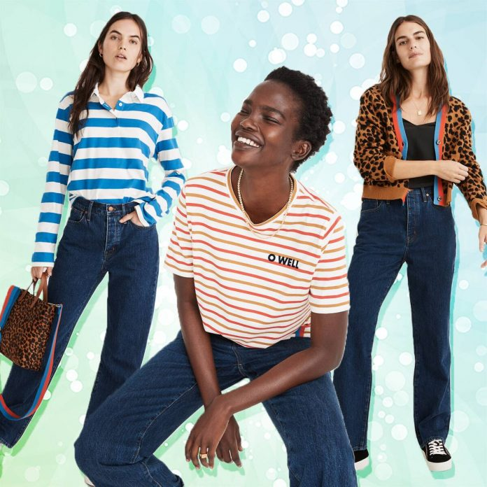 Madewell x Kule Mixes The Best of French Fashion With American Style - E! Online