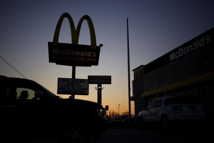 McDonald's seeks dismissal of racial discrimination lawsuit
