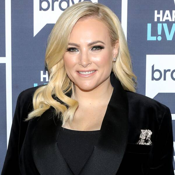 Meghan McCain Shares First Photo of Baby Girl Liberty - E! Online