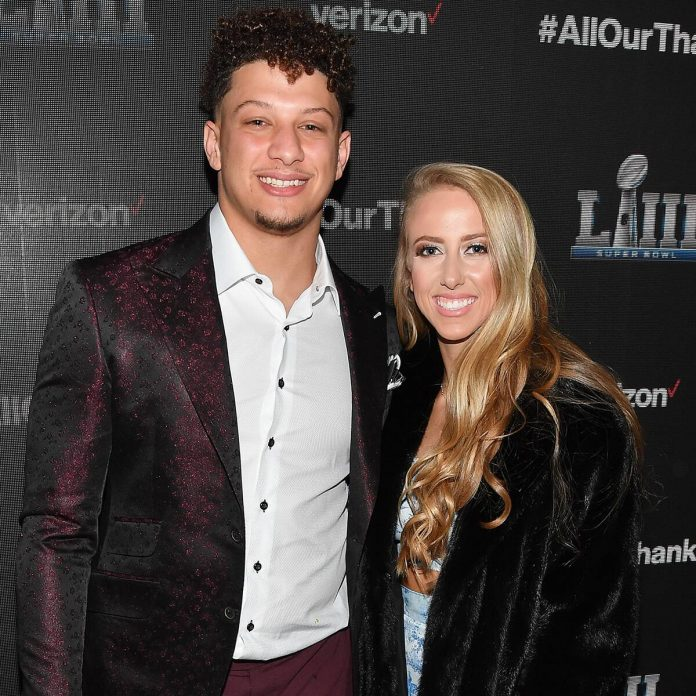 NFL Star Patrick Mahomes & Brittany Matthews Are Expecting a Baby - E! Online