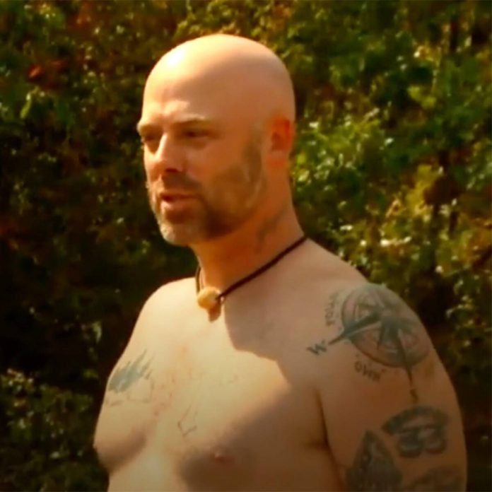 Naked and Afraid's Brandon Pope Charged With Voyeurism - E! Online