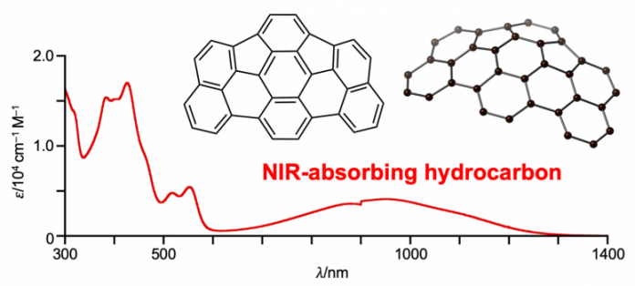 Near Infrared-Absorbing Hydrocarbon