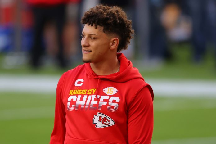 Patrick Mahomes agrees to equity deal with Hyperice