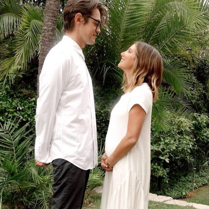 Pregnant Ashley Tisdale Reveals the Sex of Her First Baby - E! Online