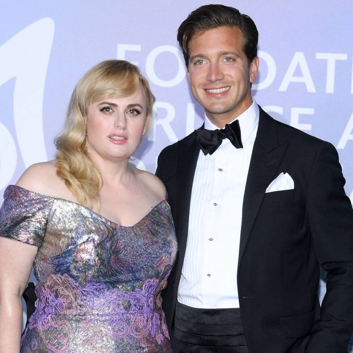 Rebel Wilson and Boyfriend Jacob Busch Twin in Matching Outfits - E! Online