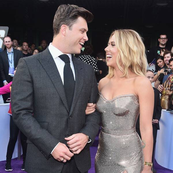 Relive Scarlett Johansson and Colin Jost's Road to Marriage - E! Online