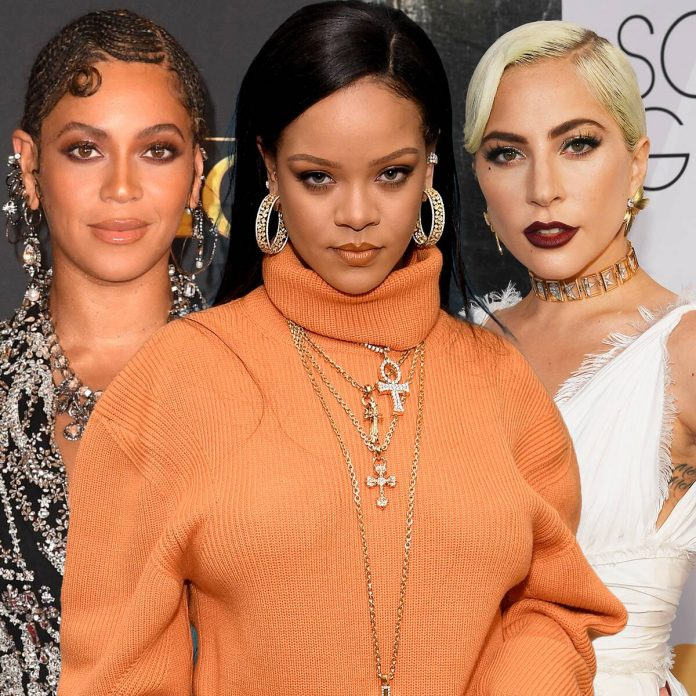 Rihanna, Lady Gaga and More of the Richest Self-Made Women of 2020 - E! Online
